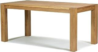 Naturholzmöbel Seidel Esstisch Rio Bonito 160x80 Cm, Pinie Massivholz,  Geölt Und Gewachst, Holz