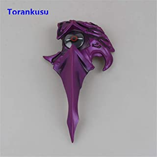 Flowe Mow Tokyo Ghoul Kaneki Ken Mask Action Figures Adjustable Zipper S for Children Doll Cosplay Model Man Gift for Birthday Figma Xp