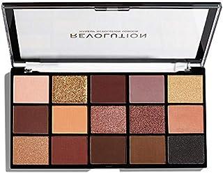 [Revolution ] 革命の再ロードベルベットは、アイシャドウパレットをバラ - Revolution Re-Loaded Velvet Rose Eye Shadow Palette [並行輸入品]