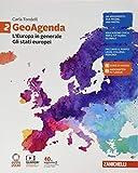 GeoAgenda. Per la Scuola media. Con e-book. Con espansione online. L' Europa in generale. Gli Stati europei (Vol. 2)