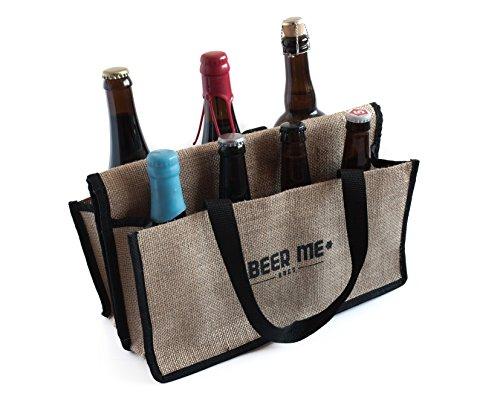 Beer Me Bag - Bottle Carrier for Beer Lovers