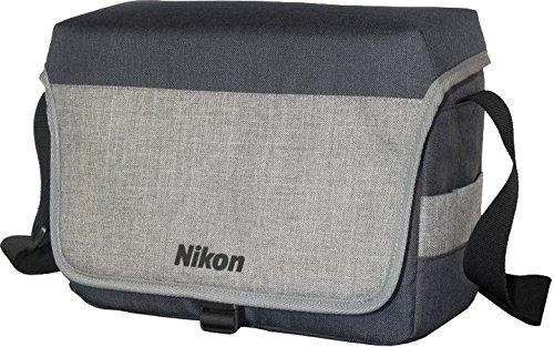 Nikon VAE29001 CF-EU11 SLR Systemtasche schwarz/hellgrau