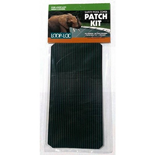 Loop Loc Safety Cover Patch Kit Green Mesh For Sale | Best Patio ...