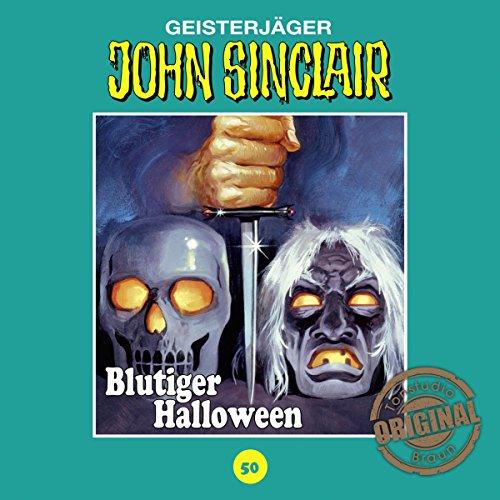 Blutiger Halloween (John Sinclair - Tonstudio Braun 50) Titelbild