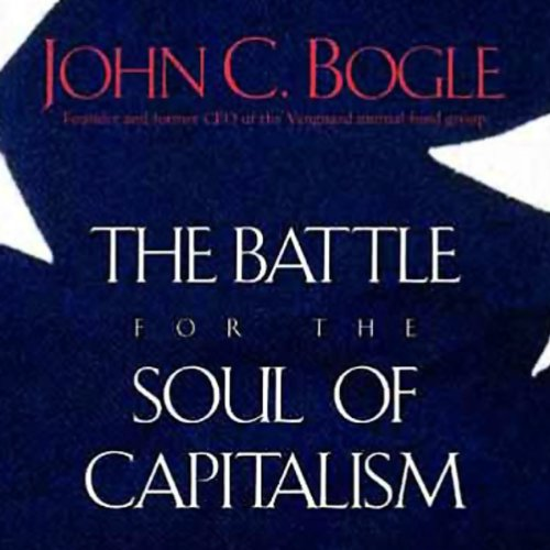 Page de couverture de Battle for the Soul of Capitalism