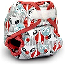 Rumparooz One Size Cloth Diaper Cover Aplix, Clyde