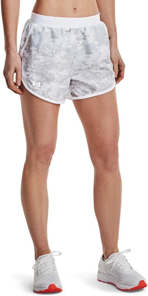 Under Armour New product!! Ranking TOP17 Women's Fly By Printed Running Shorts 2.0