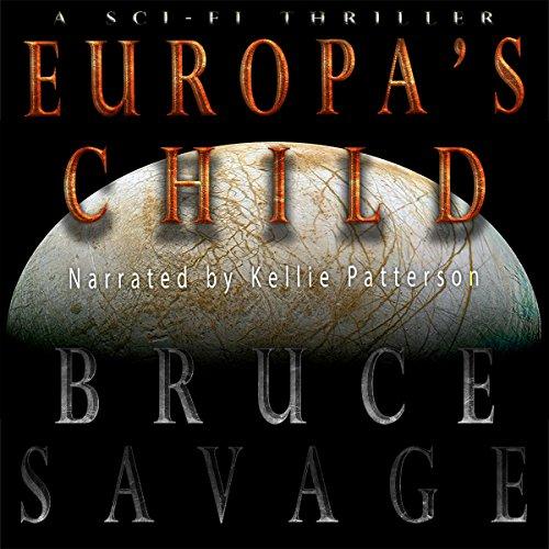 Europa's Child audiobook cover art
