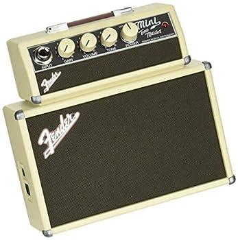 Fender Mini Tonemaster Battery Powered Electric Guitar Amp review