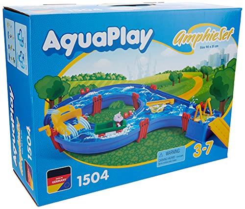 BIG Spielwarenfabrik -  AquaPlay - AmphieSet