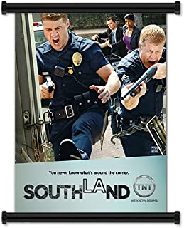 Southland TV Show Season 3 Fabric Wall Scroll Poster (32