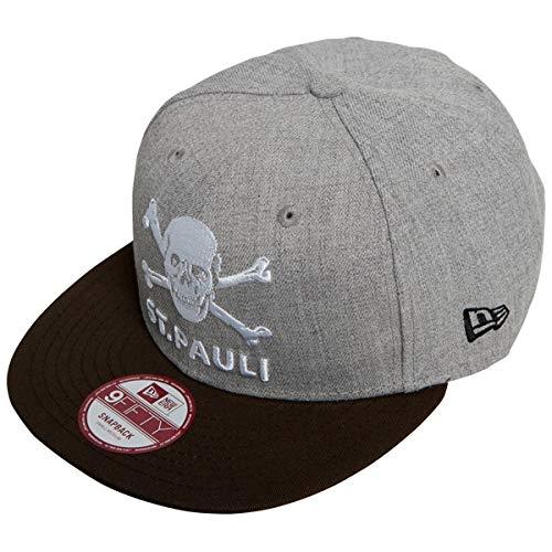 FC St. Pauli New Era Cap Snapback 9fifty Totenkopf 57,7-60,6 cm Umfang