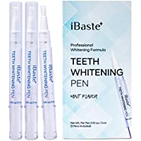 3-Pack iBestbeauty Effective & Painless Teeth Whitening Pen