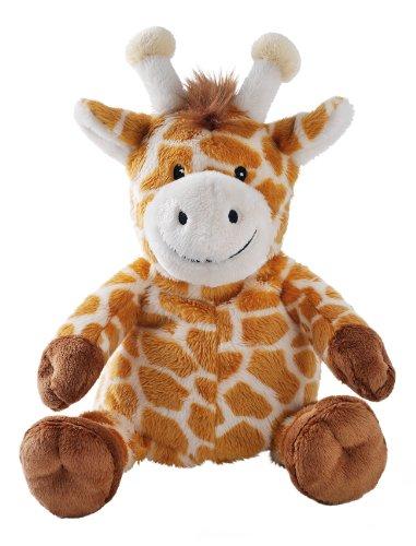 Girafe Peluche Bouillotte Micro onde 23 CM