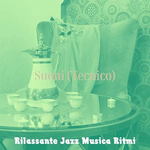 Rilassante Jazz Musica Ritmi