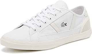 Lacoste Sideline 119 1 Womens White Trainers