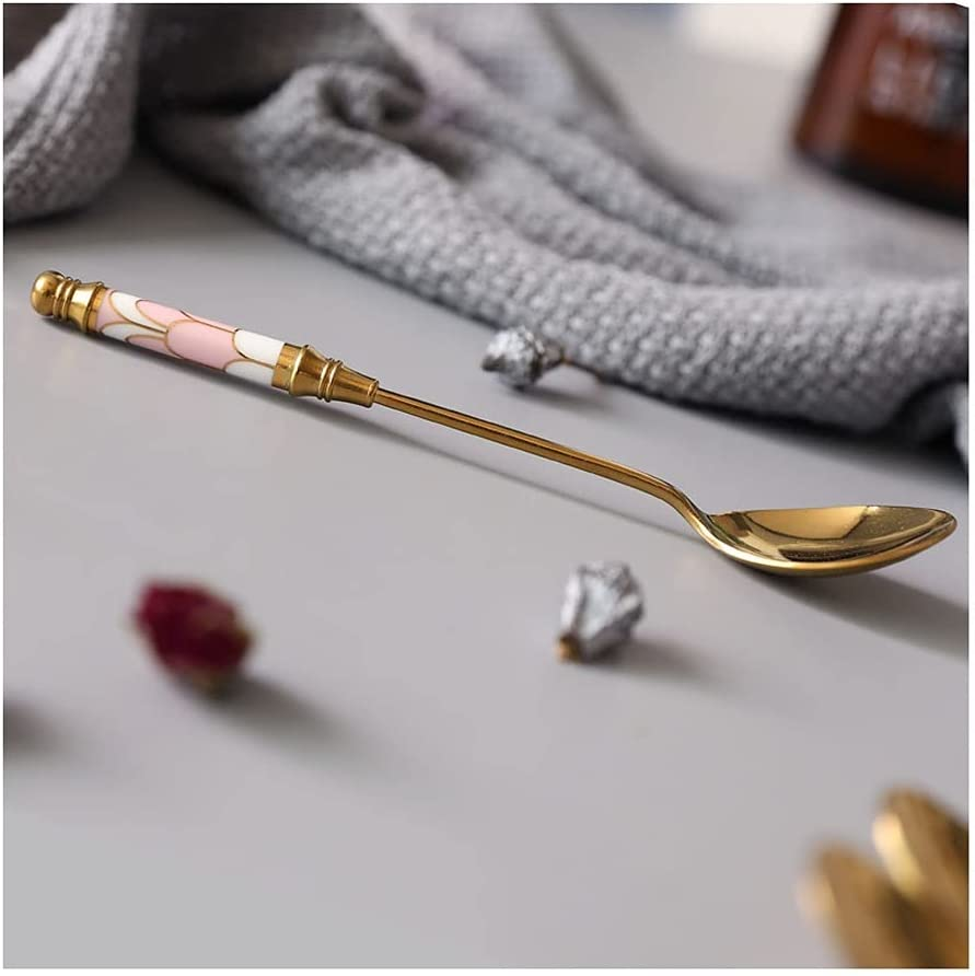 Dessert spoon Stainless Steel Fixed price for sale Spoon Challenge the lowest price Eatin Thickening