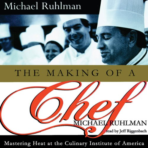The Making of a Chef audiobook cover art