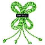 Brightedly 16 FT Double Dutch Jump Rope Set (2 Pack), Long Jump Ropes for Kids or Adults, Knotted...