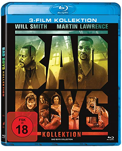 Bad Boys 1-3 [Blu-ray]