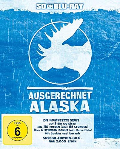 Ausgerechnet Alaska - Die komplette Serie - Special Edition (SD on Blu-ray)