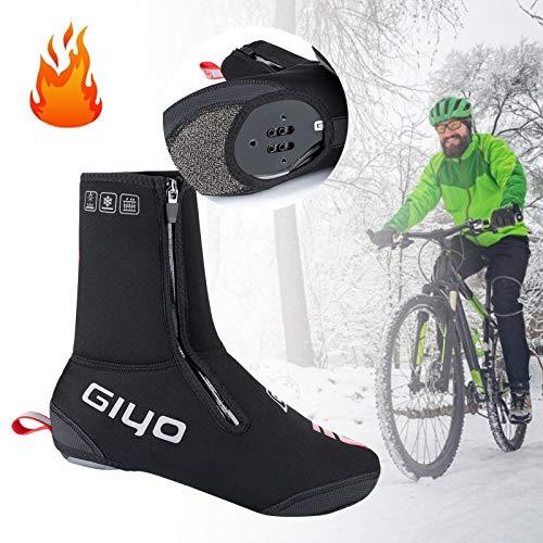 Appoo Cubrezapatos Impermeables Cubrezapatos Abrigo Bicicleta De Carretera MTB para Deportes Al...