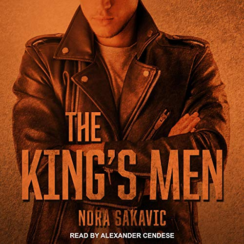The King's Men audiobook cover art
