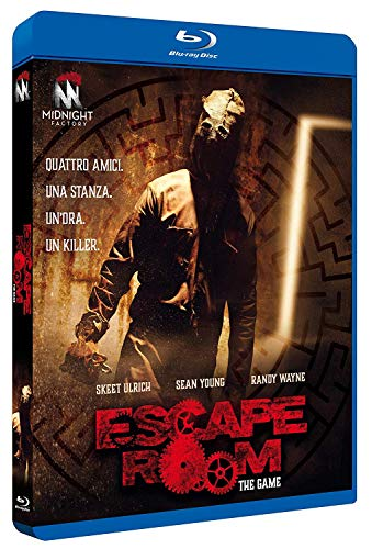 Escape Room: The Game (Blu Ray)