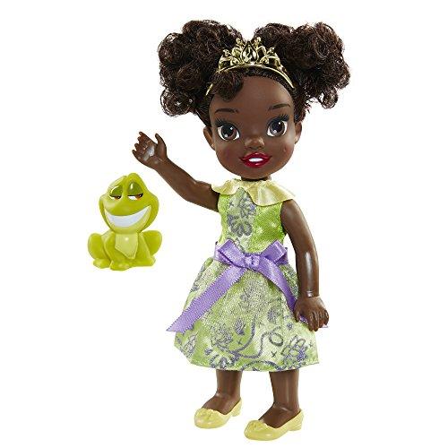 Disney Princess Petite Doll - Tiana And Frog