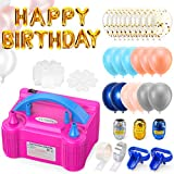 Best Balloon Set With Pumps - Balloon Pump Set, AUZEEG Electric Balloon Pump, Auto/Manual Review