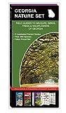 Georgia Nature Set: Field Guides to Wildlife, Birds, Trees & Wildflowers of Georgia