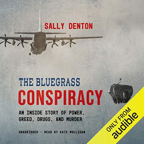 The Bluegrass Conspiracy audiobook cover art