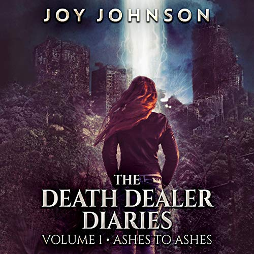 The Death Dealer Diaries audiobook cover art