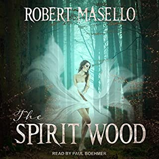 The Spirit Wood audiobook cover art