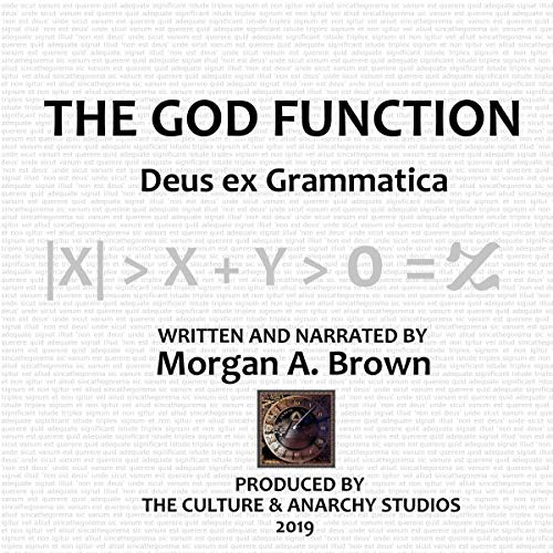 The God Function: Deus Ex Grammatica audiobook cover art