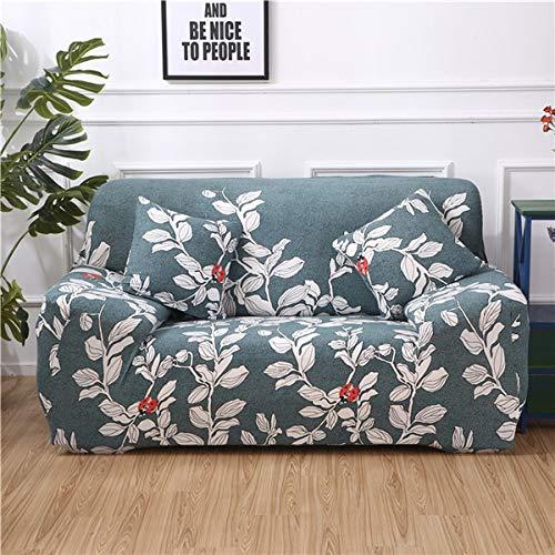 PPMP Funda elástica para sofá, Funda de sofá en Forma de L elástica, Funda de sofá seccional para Muebles de Sala de Estar, sillones A10 de 4 plazas