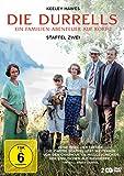 Die Durrells - Ein Familien-Abenteuer auf Korfu, Staffel Zwei [2 DVDs]