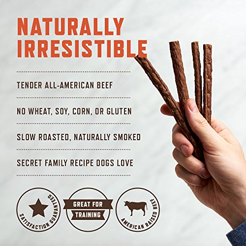 Rocco & Roxie Gourmet Jerky Dog Treats