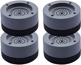 Almohadillas Antivibración Lavadora. juego de cuatro piezas, antivibración, resistente al desgaste, antideslizante, para f...