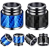 2 Pieces 810 Drip Tips Resin Drip Tip Replacement Honeycomb Standard Drip Tip 810 Connector Drip Connector Cover for Coffee Machine Favors Ice Maker