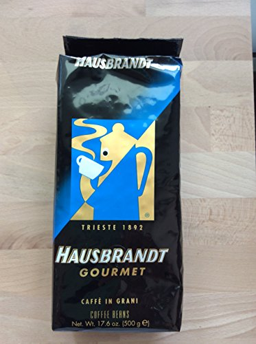 Hausbrandt Espresso Gourmet, Bohnen, 500g Beutel