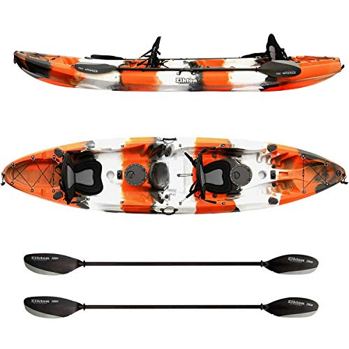 Elkton Outdoors Tandem Fishing Kayak