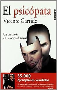 El psicópata par Vicente Garrido Genovés