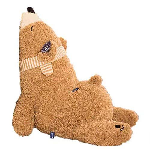 almohada plagiocefalia,cojin mimos,cojin infantil,suave,Mentira propenso a mentir propenso oso almohada oso polar muñeco de peluche lindo muñeco grande regalos para niños