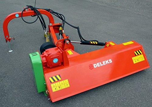 VOLPE-170 - Triturador ajustable para césped de 35 a 60 HP con eje Pto incluido