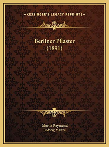 Berliner Pflaster (1891)