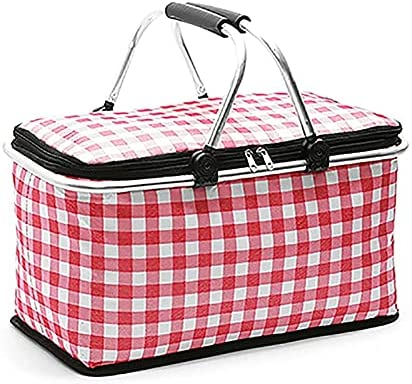XUXUWA WH Tulsa New arrival Mall Sell Portable Picnic Lunch Basket Food Fresh Ou