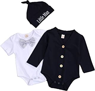 baby boy cardigan onesie