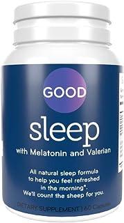 Good Nutrition Sleep - 30 Servings (60 Veggie Capsules)