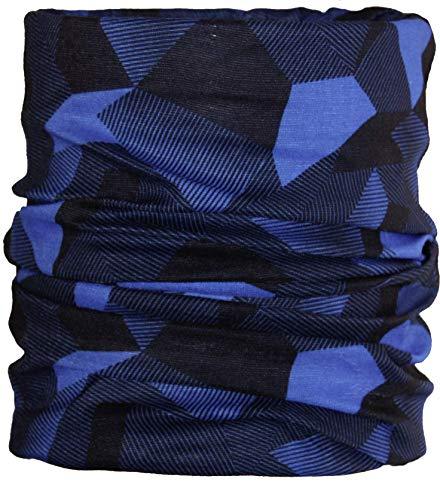 Areco Erwachsene Tuch'18 Schal, Schwarz, One Size